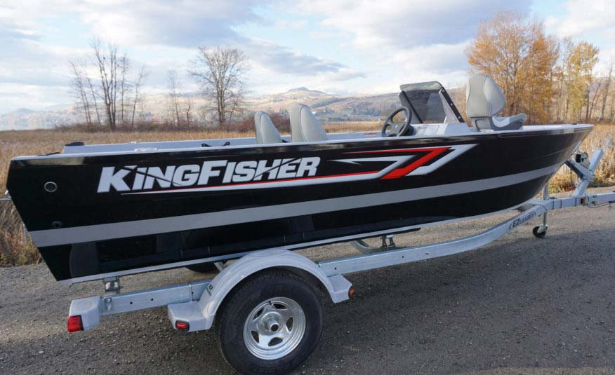 Fishing fun starts here. Built on the famous Pre-Flex® platform featuring engineered reverse chines, delta keel, and performance lifting strakes