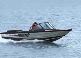 2175 Extreme Shallow Kingfisher Boats Heavy Gauge