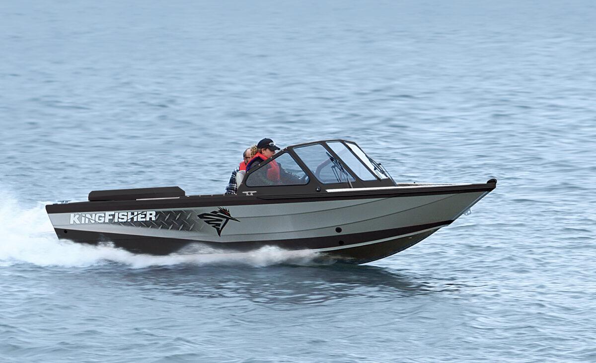 One Guard Warranty >> 1875 Falcon SJ — KingFisher Boats - Welded adventure boats ...