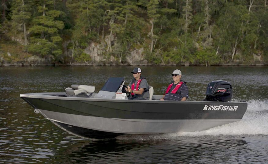 Backed with our exclusive Pre-Flex® hull the 1825 Warrior SC is the toughest multi-species hull, period