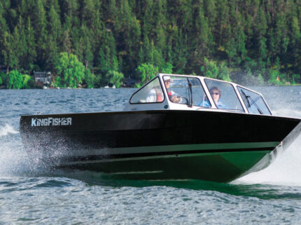 Bigger, wider, deeper with more fuel capacity than any 20 footer in its class