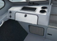 Locking glovebox, cup holders and trinket tray for your valuables