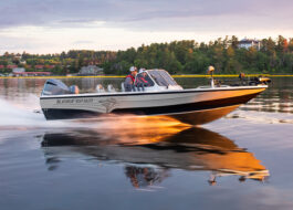The new standard multi-species boat. We've raised the bar in every critical feature.