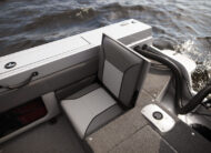 Folding transom bench seats