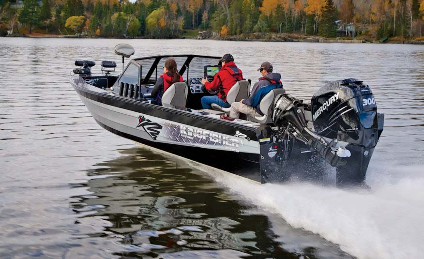 The new standard in multi-species boats. We've raised the bar in every critical feature.