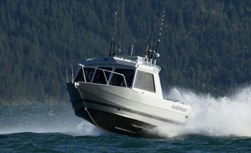 Our Pre-Flex® hull delivers unparalleled strength, sound dampening, fuel economy with great styling. Heavy gauge performance never felt so right.