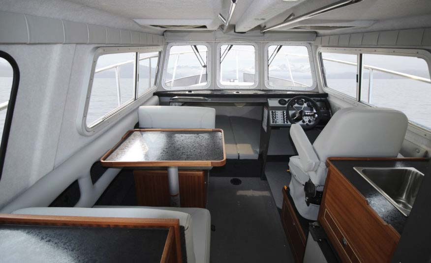 Features the Weekender interior package to match your offshore lifestyle
