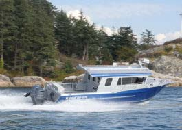 Purpose built for great fishing and exploring