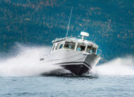 Eye-catching performance, fish-catching hull