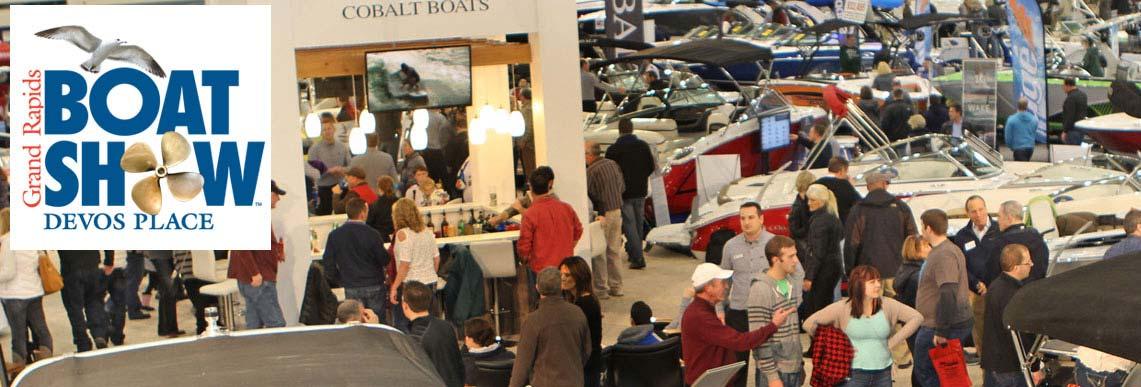 Grand Rapids Auto Show 2020.Grand Rapids Boat Show Kingfisher Boats Welded Adventure