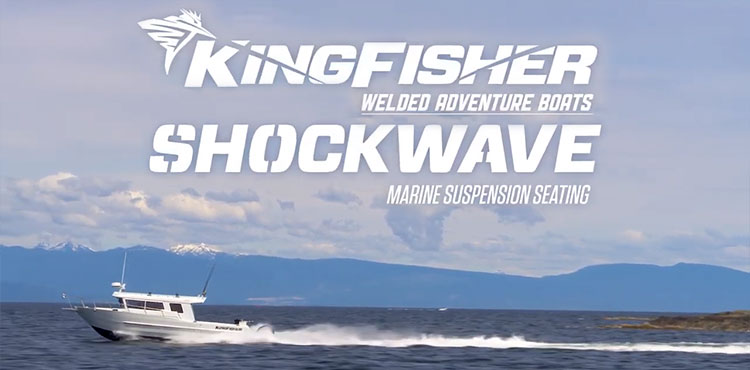 KINGFISHER +  SHOCKWAVE DELIVER INDUSTRY LEADING EXPERIENCE