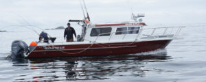 KingFisher 3025 Offshore winner Tofino Saltwater Classic