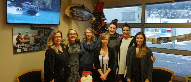 KingFisher Boats Christmas Community Hamper Program