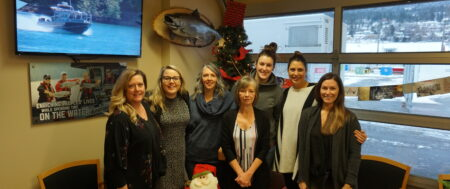 KingFisher Boats Christmas Community Hamper Program
